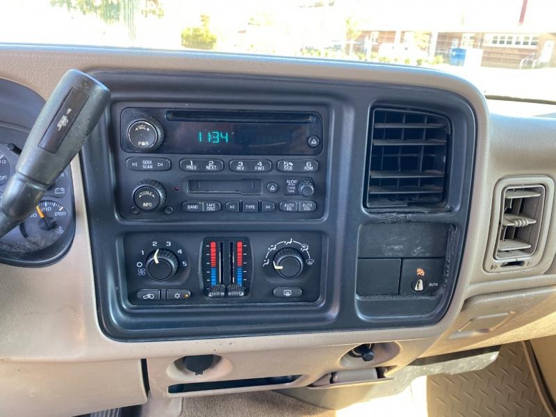 Chevrolet Silverado 1500 2004 price $7,977