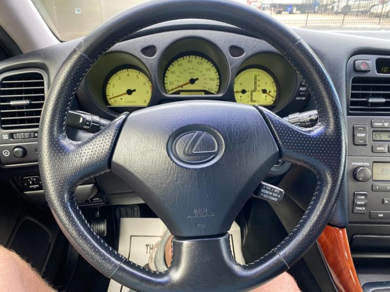 Lexus GS 300 Luxury Perform Sdn 1999 price $4,980