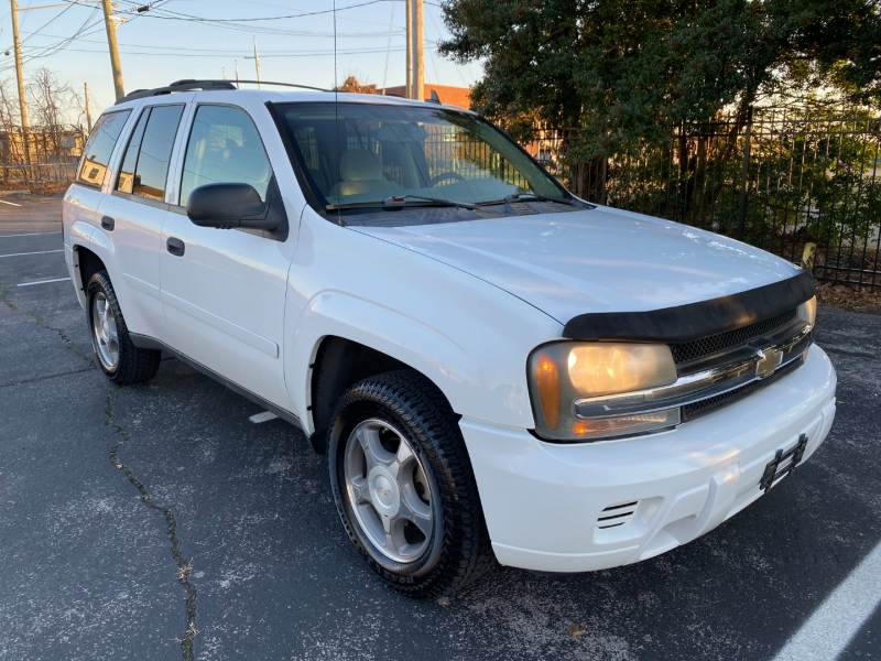 Chevrolet TrailBlazer 2007 price $6,980