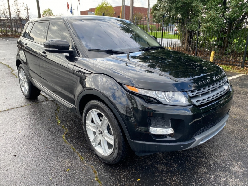 Land Rover Range Rover Evoque 2013 price $18,980