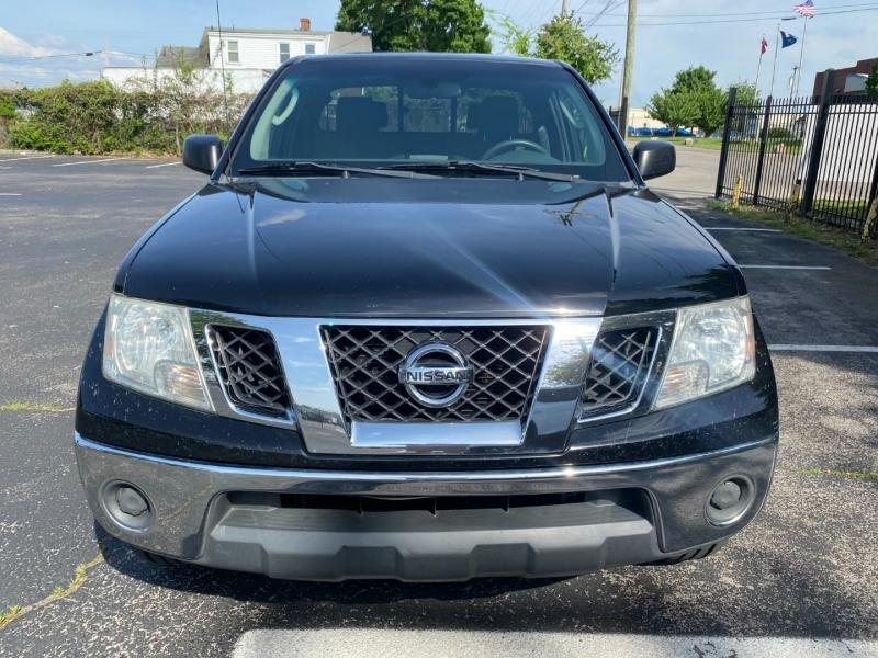 Nissan Frontier 2011 price $8,980