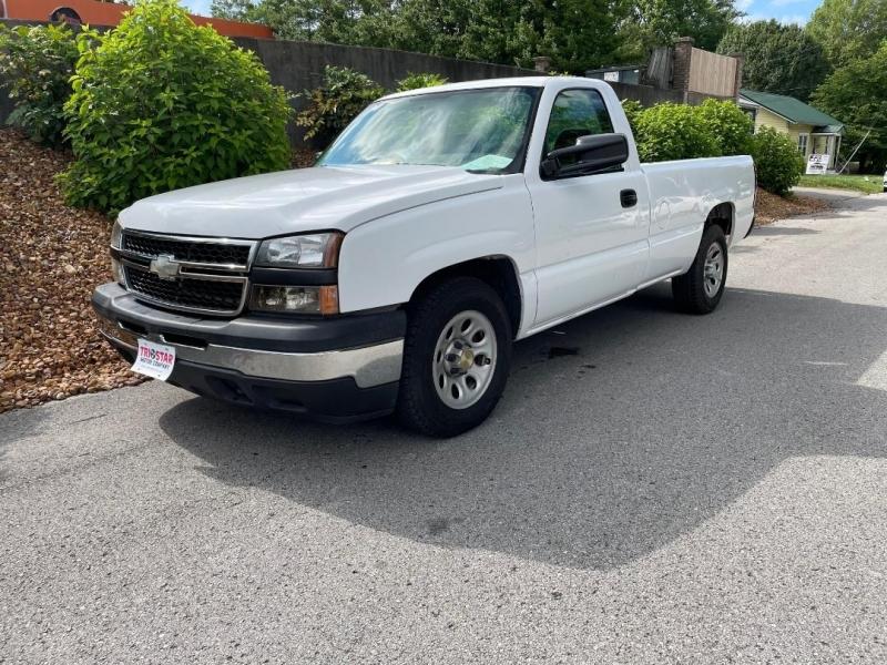 Chevrolet Silverado 1500 2006 price $7,980