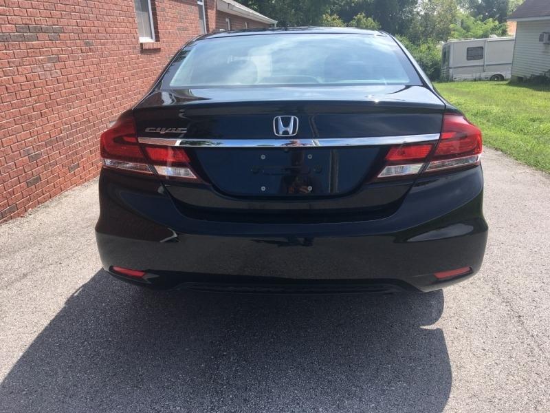 Honda Civic Sedan 2015 price $11,980