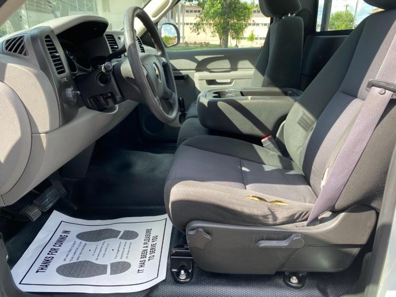 Chevrolet Silverado 1500 2011 price $8,980