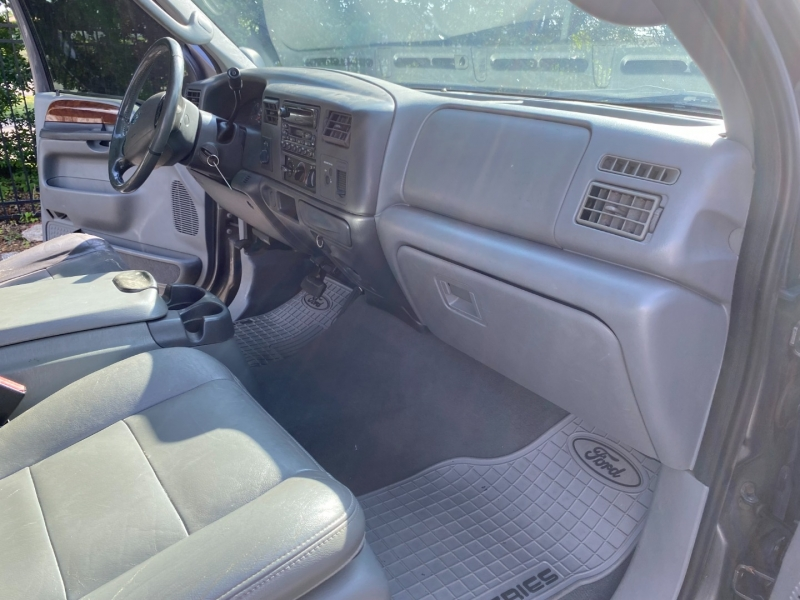 Ford Super Duty F-250 2003 price $4,980