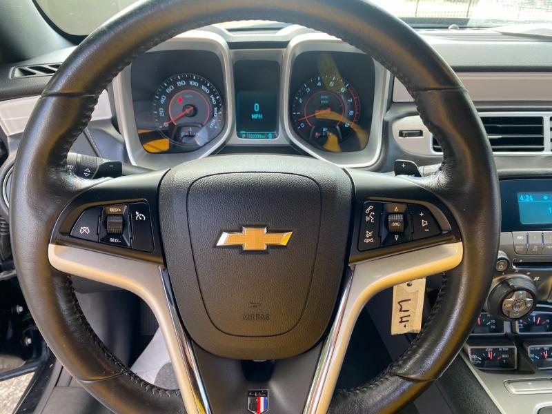 Chevrolet Camaro 2012 price $21,980