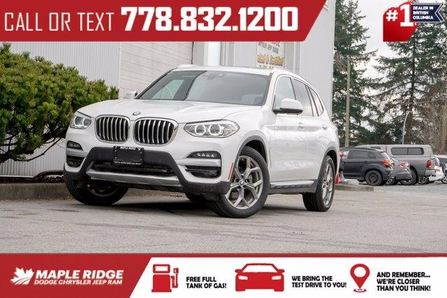 BMW X3 2020 price $48,900