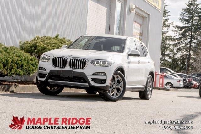 BMW X3 2020 price $49,290