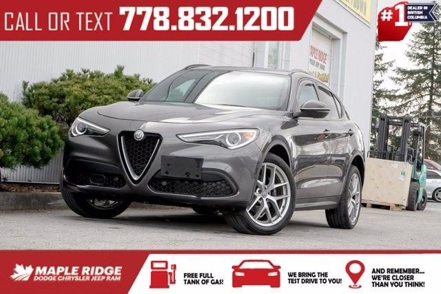 Alfa Romeo Stelvio 2018 price $38,990