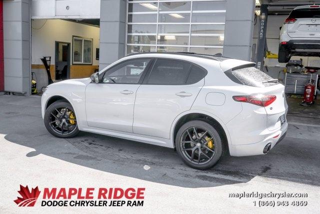 Alfa Romeo Stelvio 2020 price $60,990