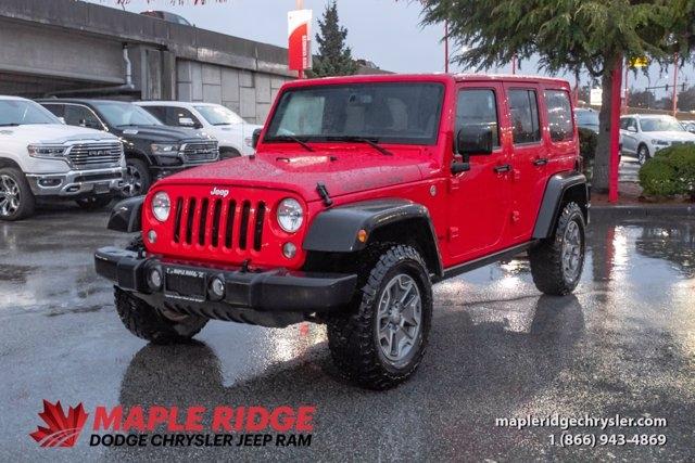 Jeep Wrangler JK Unlimited 2018 price $49,990