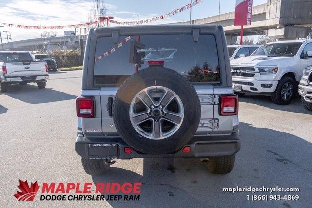 Jeep Wrangler Unlimited 2020 price $53,990
