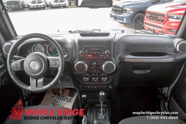 Jeep Wrangler Unlimited 2015 price $38,380