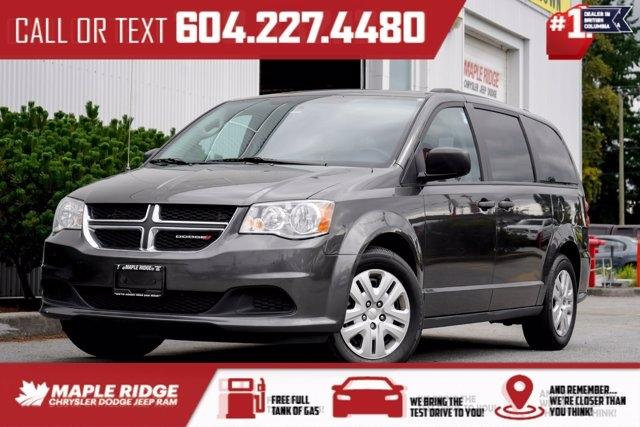 Dodge Grand Caravan 2018 price $20,990