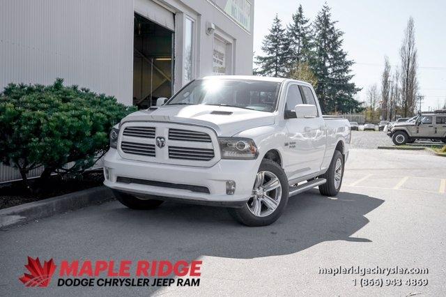 Ram 1500 2017 price $45,490