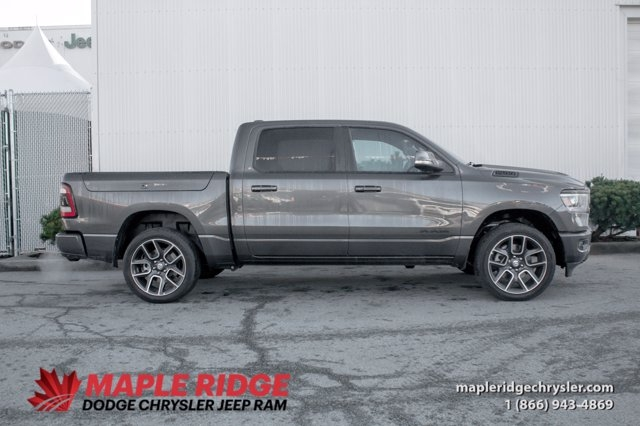 Ram 1500 2021 price $76,790