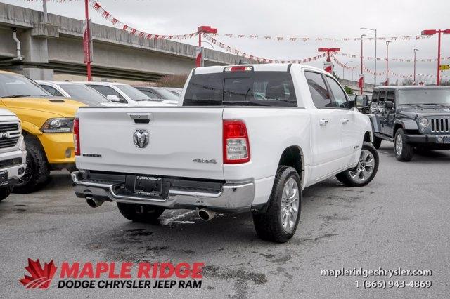 Ram 1500 2020 price $48,990