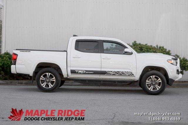 Toyota Tacoma 2018 price $51,990