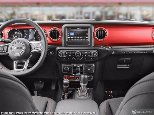 Jeep Wrangler 2021 price $81,254