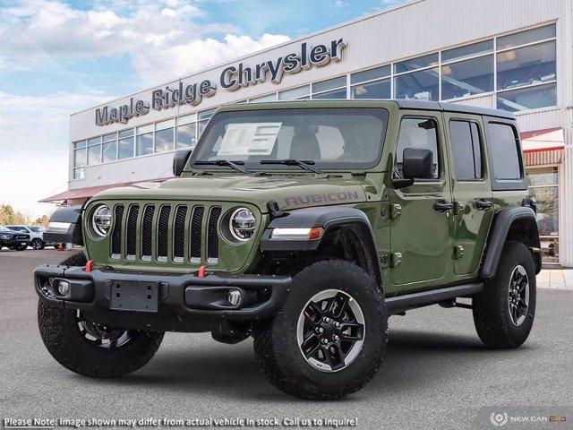 Jeep Wrangler 2021 price $77,054