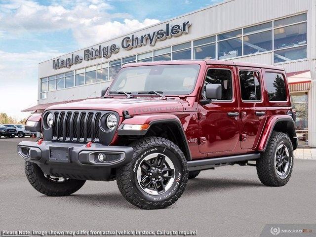 Jeep Wrangler 2021 price $81,204