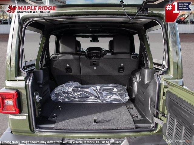 Jeep Wrangler 2021 price $69,942