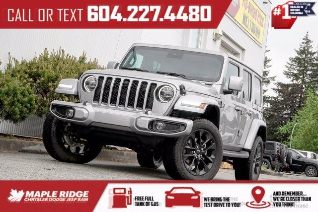 Jeep Wrangler 2021 price $63,980