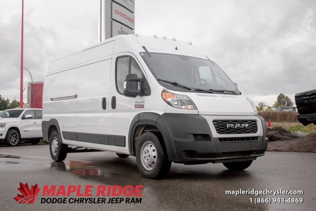 Ram ProMaster Cargo Van 2020 price $55,690