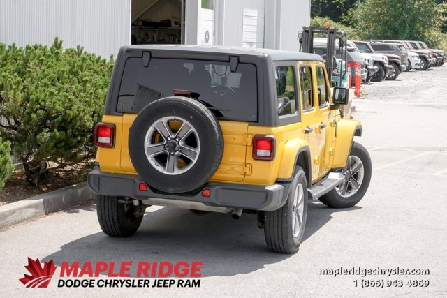 Jeep Wrangler Unlimited 2020 price $52,990