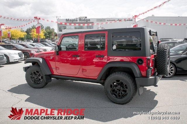 Jeep Wrangler Unlimited 2017 price $42,690