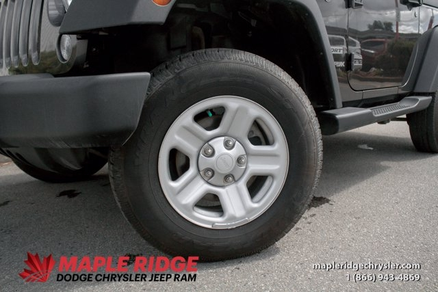 Jeep Wrangler JK 2018 price $34,590