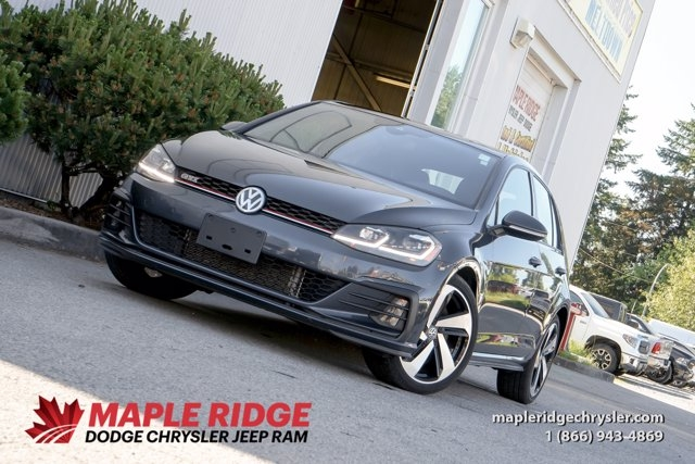 Volkswagen Golf GTI 2019 price $38,990