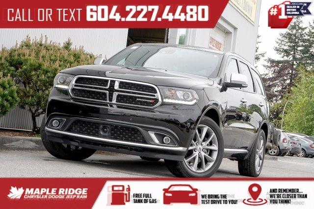 Dodge Durango 2020 price $66,590