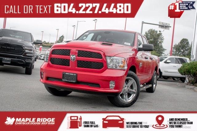 Ram 1500 Classic 2021 price $49,990