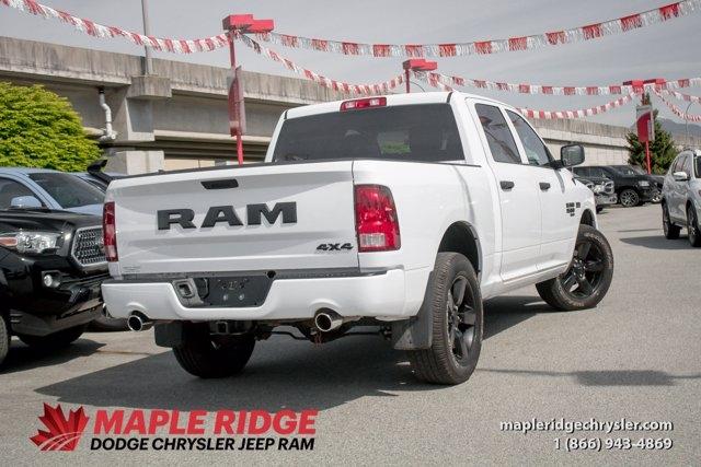 Ram 1500 Classic 2021 price $52,990