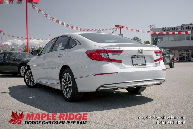 Honda Accord Hybrid 2020 price $43,790