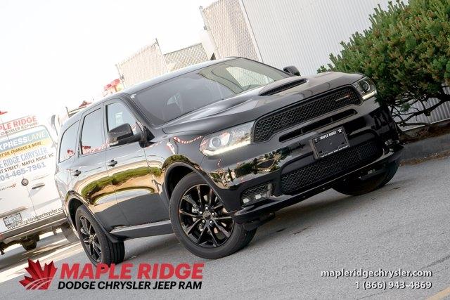 Dodge Durango 2018 price $52,890