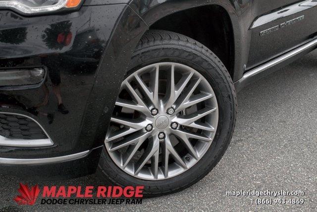 Jeep Grand Cherokee 2018 price $49,990