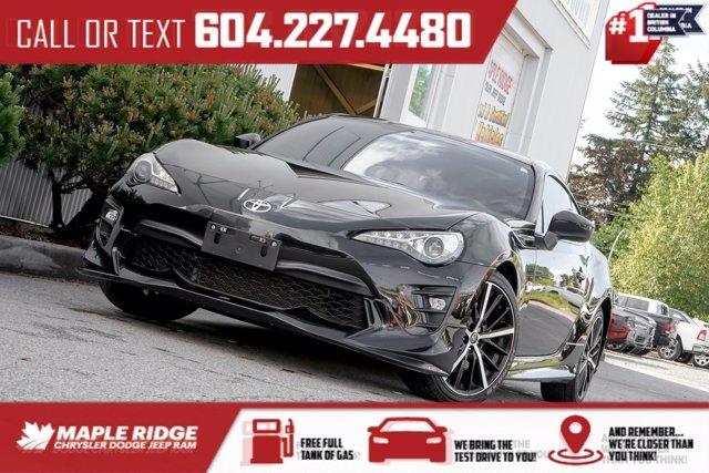 Toyota 86 2019 price $38,790