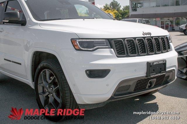 Jeep Grand Cherokee 2021 price $58,890