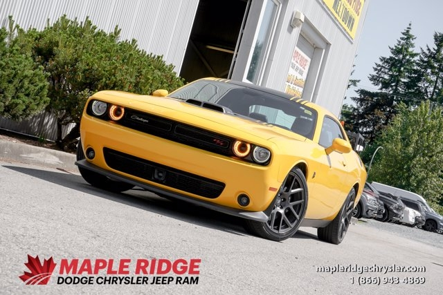 Dodge Challenger 2017 price $63,990