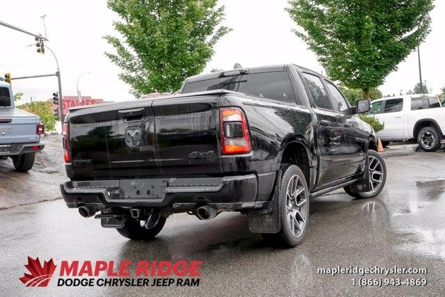 Ram 1500 2021 price $77,480