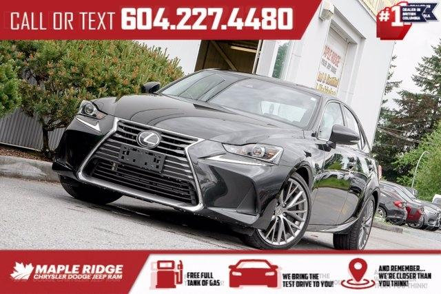 Lexus IS 2020 price $45,390