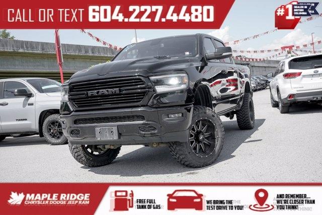 Ram 1500 2019 price $65,990