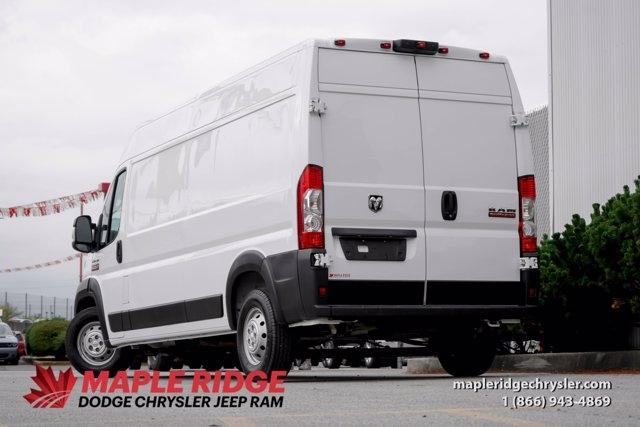 Ram ProMaster Cargo Van 2019 price $63,490