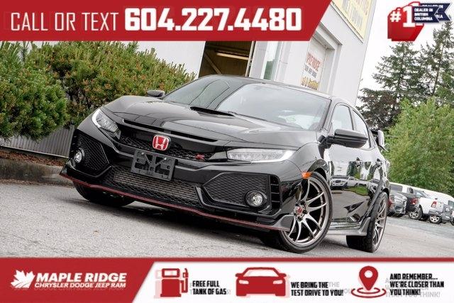 Honda Civic Type R 2018 price $50,990