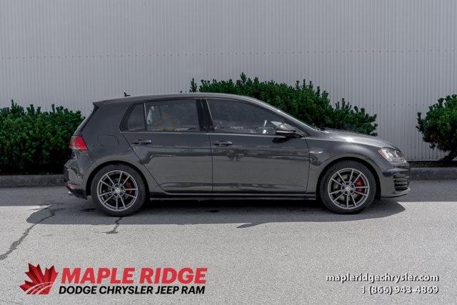 Volkswagen Golf GTI 2017 price $33,490