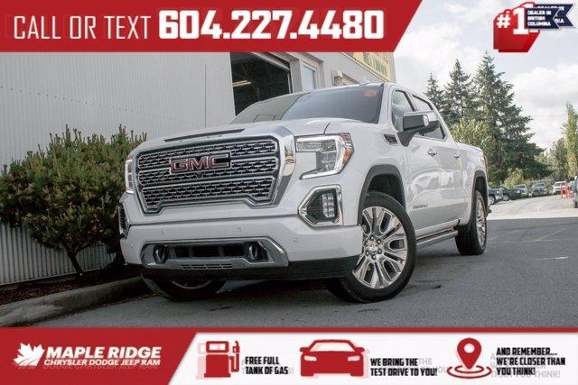 GMC Sierra 1500 2021 price $88,590