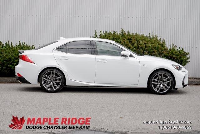 Lexus IS 2020 price $46,990