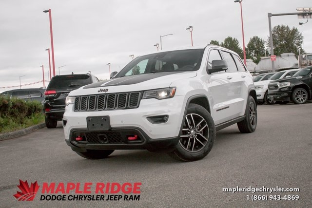 Jeep Grand Cherokee 2017 price $45,390
